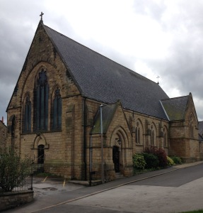 St Mary of the Angels RC Church, Batley