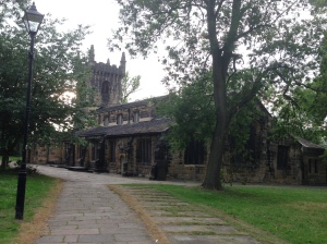 All Saints Church, Batley 2