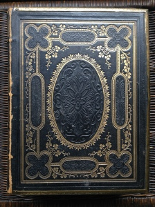 19th century family bible