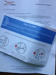 FTDNA instructions