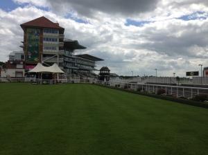 Parade Ring, York Racecourse