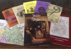 York Family History Fair Purchases