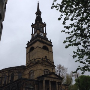 All Saints Church, Newcastle upon Tyne