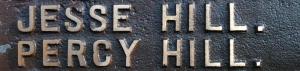 Jesse Hill Batley War Memorial