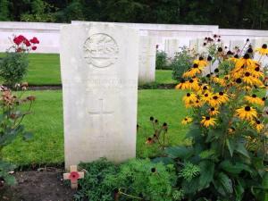 Ronald Poulton Palmer's Grave