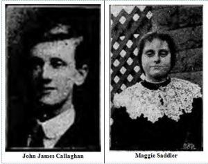 Callaghan and Saddler
