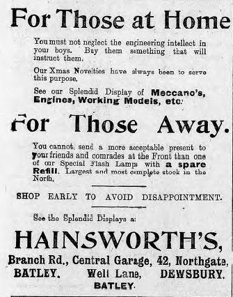 Hainsworths