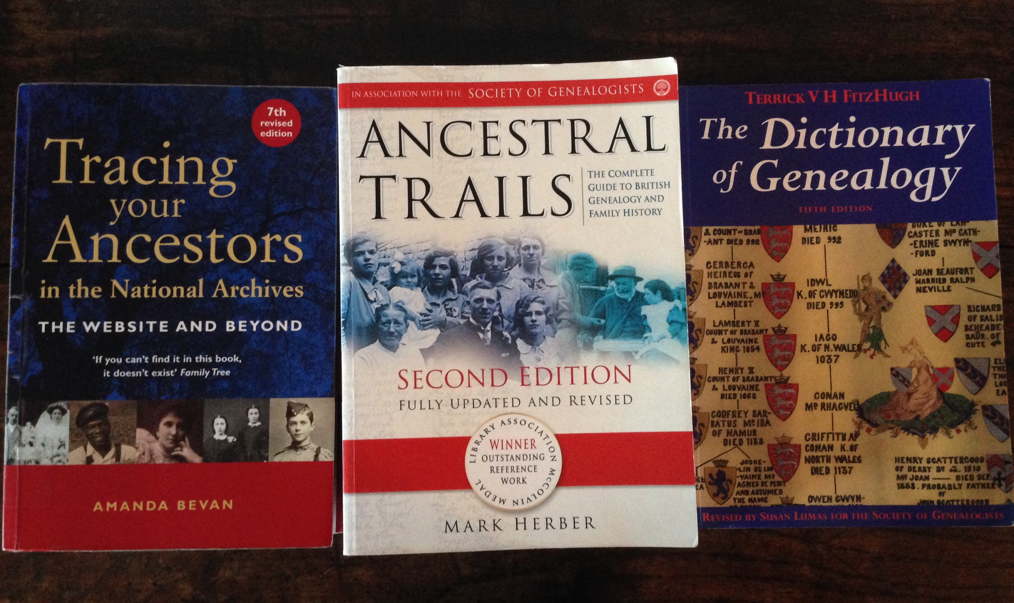 top ten genealogyfamily history books by a self confessed bookworm