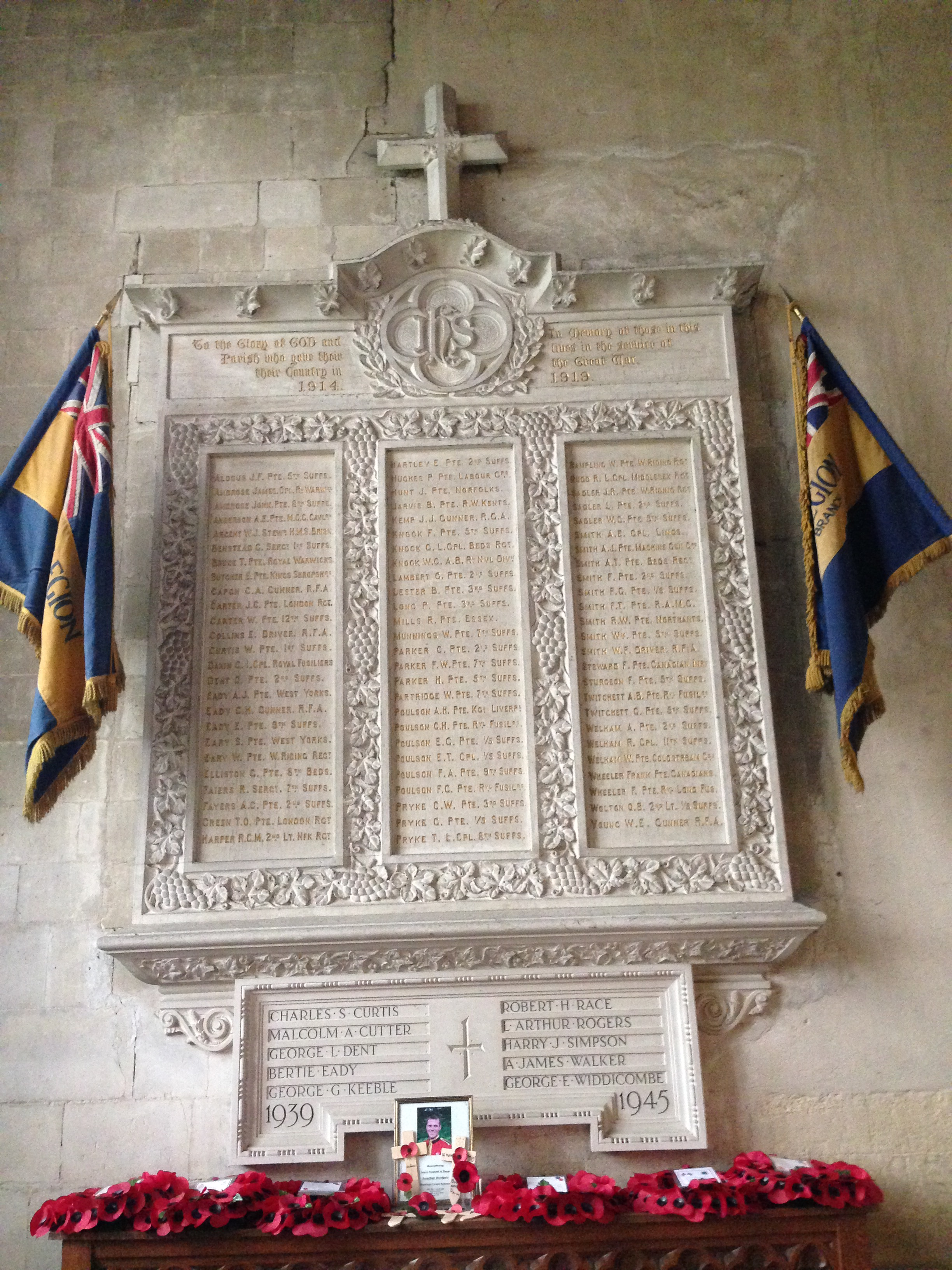 Lavenham War Memorial