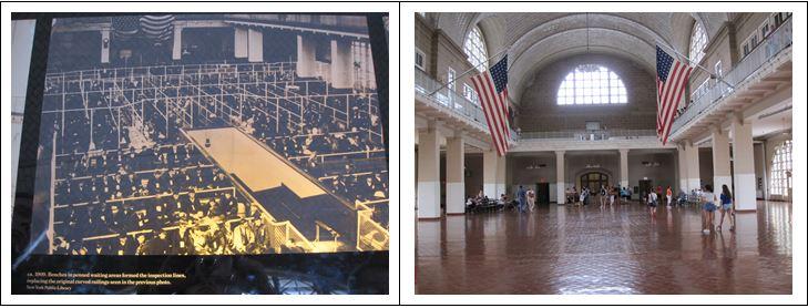 Ellis Island duo 1