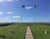 Pozieres Windmill - by Jane Roberts