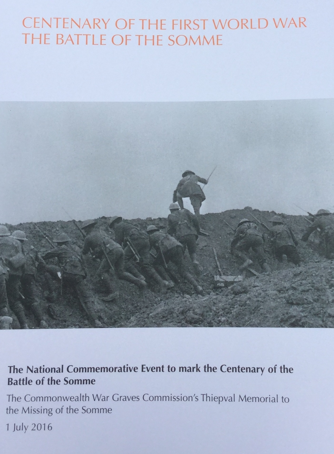 Somme Programme