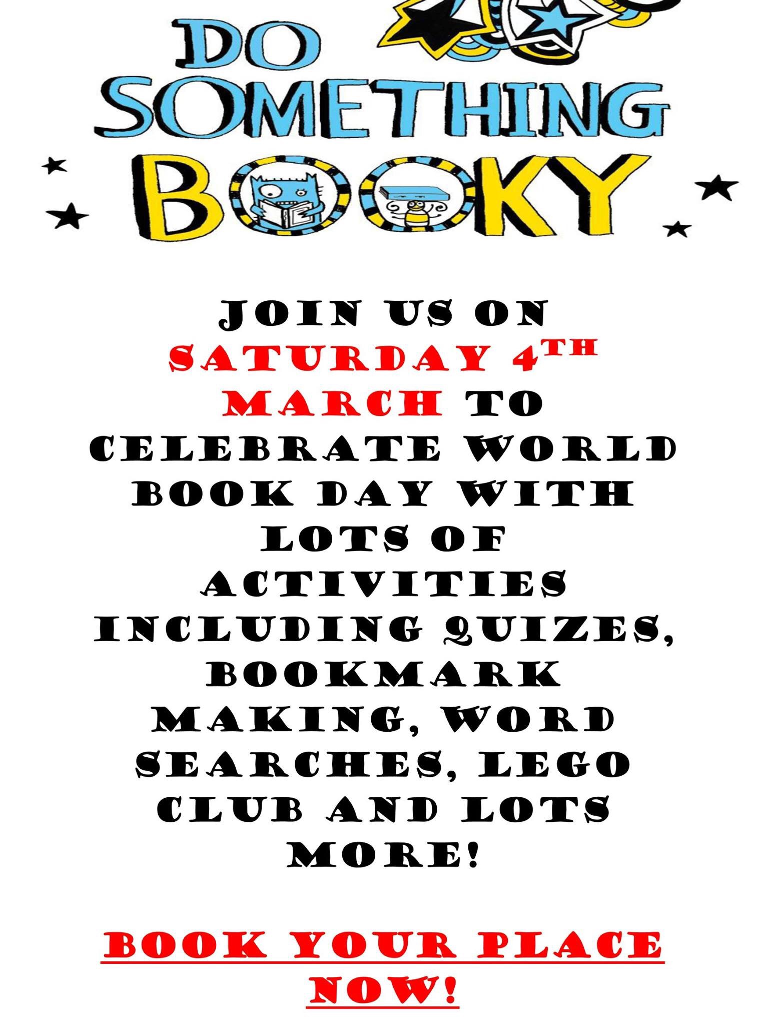 Role Local Libraries Have Played In Opening The World Of Books To Many  Generations The Poster Below Shows Events At Batley Library On Saturday 4  March