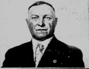 Patrick Lavelle circa 1932