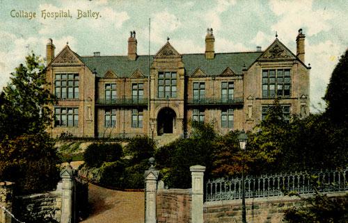 batley hospital